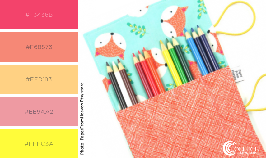 College Coloring Books Coloring on the Go Etsy Finds 1