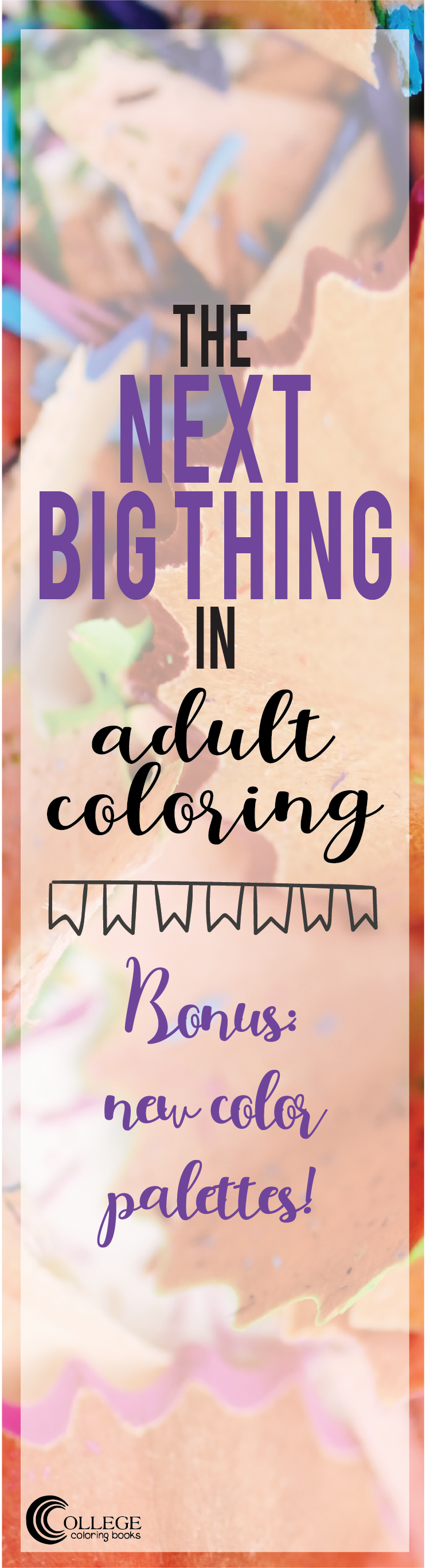 College Coloring Books The Next Big Thing in Adult Coloring Pinterest Long Pin