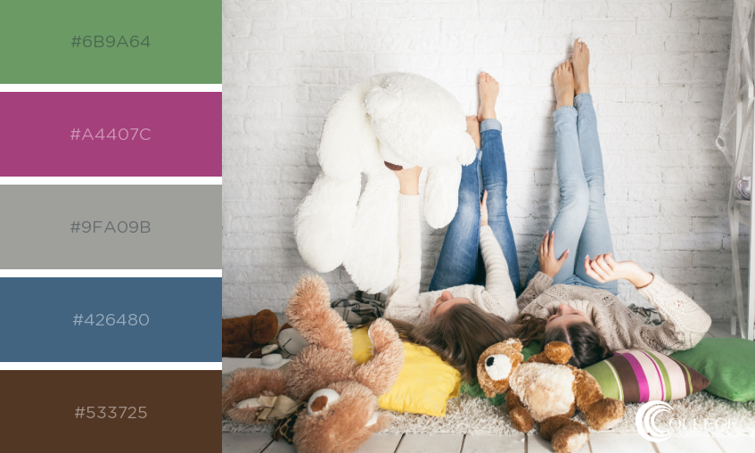 College Coloring Books Talks Back Women and Stuffed Animals